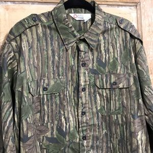 Other - Realtree Sports Afield camo long sleeve shirt
